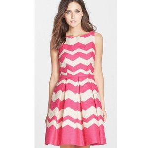 NWT Just... Taylor Pleated Dress with Pockets